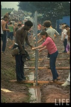 1969 Woodstock Music Festival