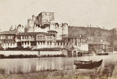 Anadoluhisarı-Göksu Adolphe Saum, 1865-1870