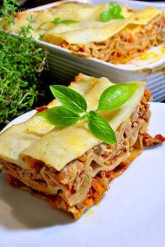 Sandwiches, Pasta, Ethnic Recipes, Food, Lasagna, Essen, Meals, Paninis, Yemek