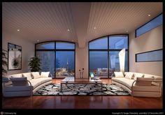 luxury condos | Luxury Condo Interior