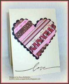 Wonderful Words of Love by n5stamper - Cards and Paper Crafts at Splitcoaststampers