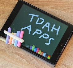 TDAH APPS Class Tools, Esl Resources, Classroom Supplies, Self Control, Teaching Materials, Adhd, Learning Activities, Kids And Parenting, Psychology