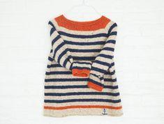 Cozy Sweaters, Pullover Sweaters, Knit Picks, Raglan, Striped Knit, Handmade Clothes, Knit Patterns, Lana, Autumn Winter Fashion