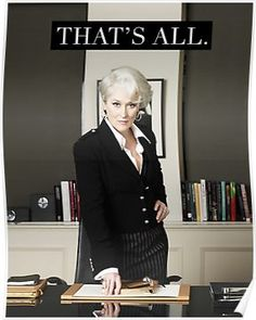 That's All. Poster