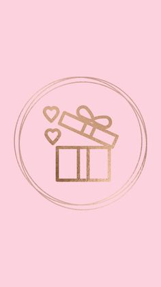 Gift Box 2 Instagram Blog, Story Instagram, Instagram Story Template, Cute Wallpapers, Wallpaper Backgrounds, Iphone Wallpaper, Pink Wallpaper, Hight Light, Gift Logo