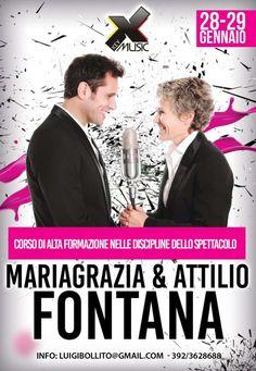 Da Amici di Maria De Filippi a Tale e Quale Show, arriva a Marcianise Maria Grazia Fontana e l'attore Attilio Fontana a cura di Enzo Santoro - http://www.vivicasagiove.it/notizie/da-amici-di-maria-de-filippi-a-tale-e-quale-show-arriva-a-marcianise-maria-grazia-fontana-e-lattore-attilio-fontana/