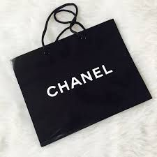 Image result for chanel shopping bags