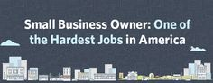 Small Business Owner: One of the Hardest Jobs in America