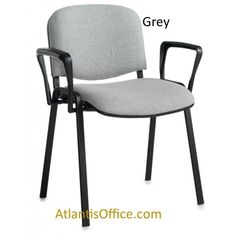 Taurus Conference #Chairs with Arms  Product Code: BOXTAU3 Availability: In Stock Price: £59.76 Your Cost: £50.63 You Save: £9.13 Ex VAT £42.19   Available In Fabrics: Blue, Black, Charcoal, Burgundy, Green, Grey or Red   Meeting Conference Chairs