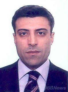 イラク北部モスル(Mosul)にあるトルコ総領事館が提供したYulmad Udturk総領事の顔写真(撮影日不明、2014年6月11日提供)。(c)AFP/HO/TURKISH CONSULATE ▼12Jun2014AFP|イラク過激派、トルコ総領事ら49人を拉致 http://www.afpbb.com/articles/-/3017436 #Yulmad_Udturk