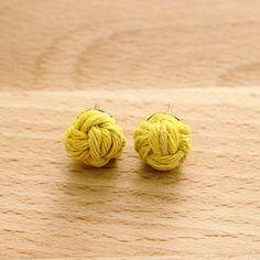 diy earrings; gift idea