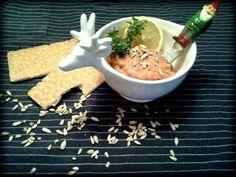 Rezept: vegetarischer Brotaufstrich ( Tomate Kräuter)