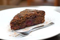 Fotorecept: Vláčny špaldový koláč s lesným ovocím