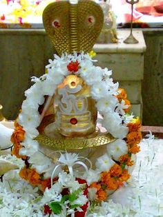 The Earth is sprinkled with showers in the month of Shravan when millions turn to Shiva; the Ultimate Truth & Beauty. Adoring the Shiva Tattva in the month of Shravan washes away all sins & bestows abundance.