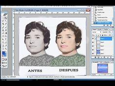 Tutorial colorear una imagen con Photoshop