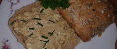 Recept Drožďová pomazánka No Salt Recipes, Meatloaf, Banana Bread, Toast, Desserts, Food, Tailgate Desserts, Deserts, Essen