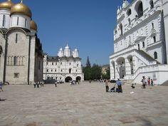 Sobornaya (Cathedral) Square..