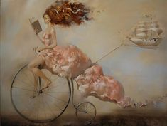 World's National Museums and Art: Oleg Tchoubakov Paintings