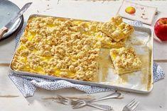 Unser beliebtes Rezept für Apfelkuchen mit Pudding und mehr als 55.000 weitere kostenlose Rezepte auf LECKER.de.