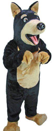 Doberman Mascot Costume MaskUS Costumes http://www.amazon.com/dp/B001GWP0IS/ref=cm_sw_r_pi_dp_Vzh8vb12MGSPK