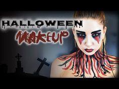 Maquillaje para Halloween ♦ SUPER FÁCIL ♦