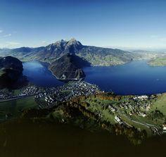 Luzern, Switzerland - Bürgenstock Resort