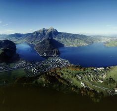 Luzern - Bürgenstock Resort