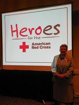 One of our founders and board president, Erica Horn, got nominated for the American Red Cross Hero award. Thank you Erica for all you do in the community! Check out www.gleanky.org so you can see what she's been up to.