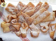 Frappe di carnevale con limoncello Blog Profumi Sapori & Fantasia