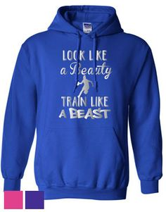 Beauty & Beast Basketball Hoodie
