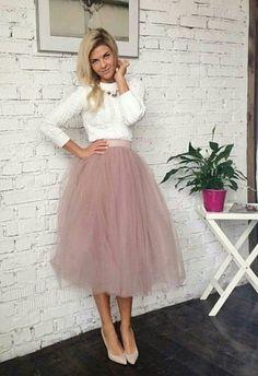 Blush tulle skirt white and blush tulle skirt bride women tulle skirt princess . can find Tulle and more on our website.Blush tulle skirt white and b. White Tutu Skirt, Blush Tulle Skirt, Tulle Wedding Skirt, Tutu Skirt Women, Tulle Skirts, Tulle Skirt Outfits, Long Skirts, Black Tulle Skirt Outfit, Adult Tulle Skirt