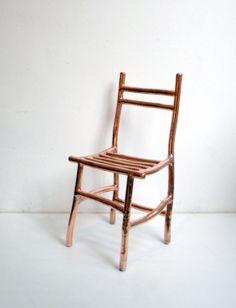 Max Lamb - Nanocrystalline Copper chair