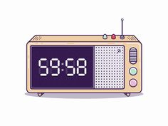 Claustrophobia Radio Time