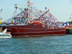 Bénédiction des bateaux!!