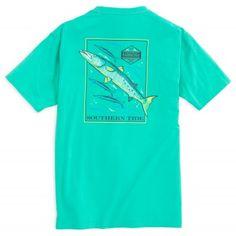 Predator Series Barracuda T-Shirt   Southern Tide