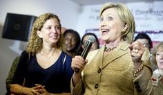 Hillary Clinton's presidential campaign was accused of breaking election rules Wednesday as she and fellow Democrats faced fallout from the disclosure that her campaign and party operatives paid for research used in a salacious anti-Trump dossier. Presidential Candidates, Debbie Wasserman Schultz, Hillary Clinton Campaign, Republican National Committee, Political Corruption, Clinton Foundation, Believe