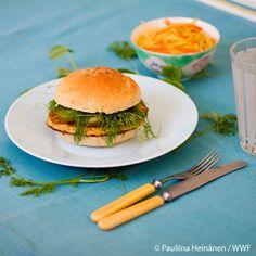 WWF:n ruokaopas – kaikki mitä sinun tarvitsee tietää vastuullisesta ja ympäristöystävällisestä ruoasta.
