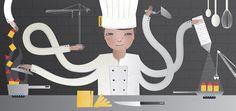 Projectmanagement met een servet om | Mara Piccione