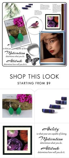 Spring 2018 by xena-style on Polyvore featuring Amanti Art, Visionnaire and Eco Style