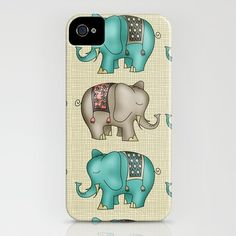Dreamy Ellie (one of my best sellers)    by Carina Povarchik  iPhone Case / iPhone (4S, 4)    $35.00