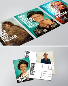 50 (More) Fantastic Printed Brochure Designs
