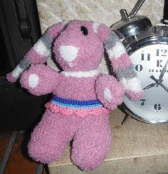 passar o tempo: uma coelhinha