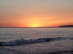 Atardecer en Zahara de los Atunes (Cádiz) / Sunset over Zahara de los Atunes (Cádiz), by @dviajeporespana