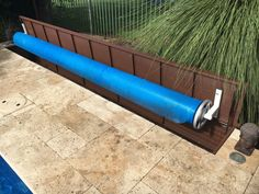 Pool Paving, Swimming Pool Landscaping, Pool Cover Roller, Swimming Pool Games, Pool House Designs, Solar Cover, Dream Pools, In Ground Pools, Pool Houses