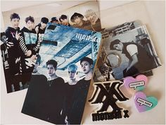 Check out this item in my Etsy shop https://www.etsy.com/uk/listing/555971662/kpop-monsta-x-medium-mystery-box-ready