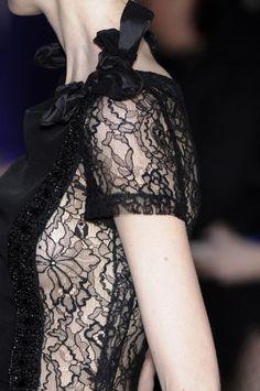 .black lace...