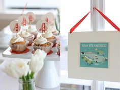 San Fran Themed Birthday Party Entertainment Themes Parties 3rd