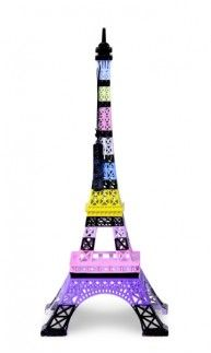 L'originale #merciGustave! La Bayadère en version limitée #Multicolored #Girly #Tower #Eiffel #Design #Arty ($73)