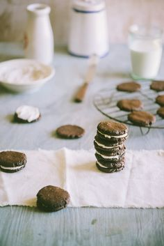 Homemade Oreo Cookies | Souvlaki For The Soul