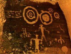 Hay más cosas en el cielo y en la Tierra ...: TESTIMONIO HOPI Indian Artifacts, Ancient Mysteries, Ancient Aliens, Ufo, Nativity, Native American, Religion, Carving, Stone
